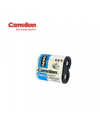 Camelion CR-P2 Photo Lithium Battery 6v 1400mAh CR P2