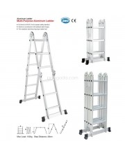 Casal CSL-MPL360 Multi-Purpose Aluminium Ladder