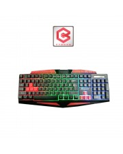 Cyborg CKG-088 Multimedia Backlit Gaming Keyboard