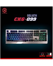 Cyborg CKG-099 Goliath RGB Backlit Gaming Keyboard