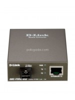 D-Link DMC-F20SC-BXD 100Base-TX to 100Base-FX Media Converter (Singlemode TX: 1550μm; RX: 1310μm) - 20km