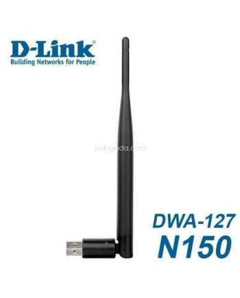 D-Link DWA-127 N150 USB Dongle Wifi Adapter