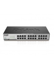 D-LINK DES-1024D 24-Port 100 Mbps Unmanaged Switch