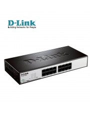 D-LINK DES-1016C 16-Port 100 Mbps Unmanaged Switch