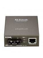 D-Link DMC-F15SC/E 100Base-TX to 100Base-FX Media Converter (Singlemode 1310nm)- 15km