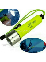 Senter Selam CREE Q5 Led - Senter Diving Water Proof