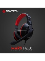 Fantech HQ50 Mars Headset Gaming High Quality - HQ 50 Bass Headset