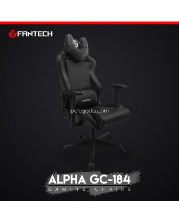 Fantech GC-184 Alpha Gaming Chair - Kursi Gaming GC184