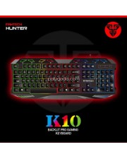 Fantech K10 Hunter Backlit Pro Gaming Keyboard