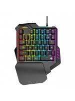 Fantech K512 Archer One Handed RGB Gaming Keypad - Single Handed Keyboard Gaming