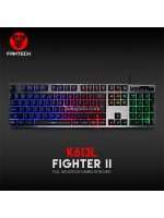 Fantech K613L Fighter II Full Size Edition Gaming Keyboard