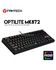 Fantech MK872 Optilite RGB Mechanical Optical Switch Keyboard Gaming