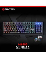 Fantech MK885 Optimax Optical Mechanical RGB Keyboard Gaming