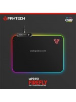 Fantech MPR351 Firefly RGB Led Mousepad Gaming