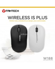 Fantech W188 Wireless Optical Mouse 2.4Ghz
