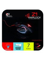 Fantech Z1 Warlock 7D Turbo Gaming Mouse