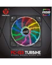 Fantech FC-123 Turbine RGB Fan Casing PC