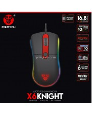 Fantech X6 Knight RGB Mouse Gaming Macro