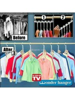 Wonder Hanger Warna (1 Pack isi 8 Pcs)