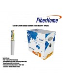 FiberHome Cable UTP Cat5e Kabel LAN Cat 5e 24AWG PVC Full Copper