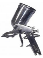 Fisch F-75G Spray Gun - Paint Gun Tabung Atas 400ml