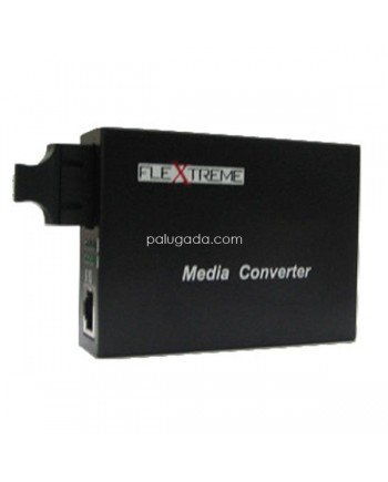 Flextreme FL-8110GMA-11-5-AS Media Converter UTP to FO Gigabit Multimode