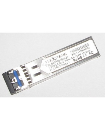 Flextreme FL-SFP1000SM-120: SFP Module 1000BaseLX Single Mode, 1550 nm, 120 Km