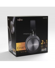 Fujitsu E310BT Headphone Bluetooth 2 in 1  with Speaker