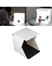 Mini Photo Studio LED Box Folding Kotak Tempat Foto Produk