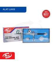 HL EW-550 Air Brush Kit Alat Lukis