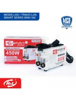 HL MMA100 Mesin Las Welding Machine 450 Watt Inverter Smart Series Mini