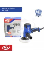 HL 318B Mesin Poles 5 Inch Polisher
