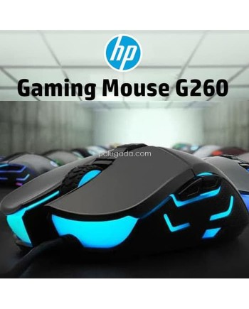 HP G260 Gaming Mouse