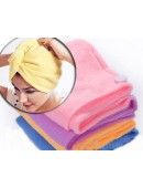 Hair Wrap Magic Towel - Handuk Rambut