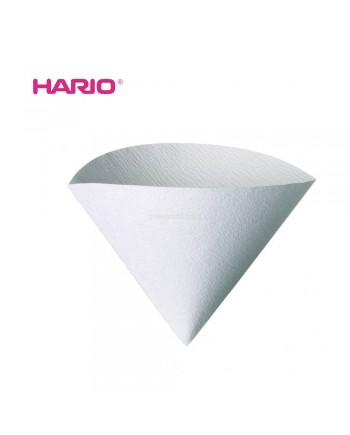 HARIO V60 Coffee Paper Filter 02 VCF-02-100W WHITE