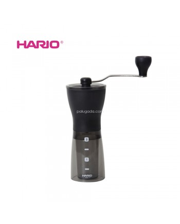 Hario Ceramic MSS-1DTB Coffee Mill Mini Slim Plus Manual Grinder