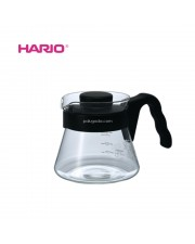 Hario V60 VCS-01B Black Coffee Server 450ml