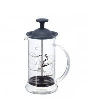 Hario CPSS-2 Cafe Press Slim S Black Coffee French Press 240ml