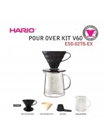 Hario V60 ESD-02TB-EX Pour Over Kit