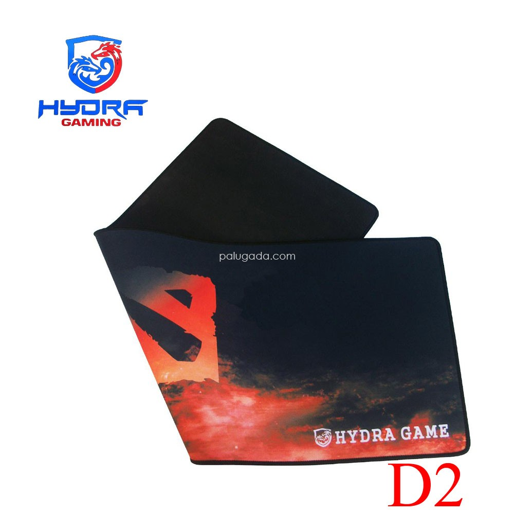 Fantech Mp25 Mousepad Gaming Bantal Hydra Game Extended Size Xxl
