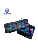 Hydra Game KMH1 - Mouse Mousepad Keyboard Combo Gaming Kit