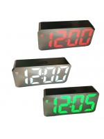 DS-3622X-MAX Jam Meja Digital LED Mirror Alarm Clock DS-3622