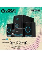 Javi MK-004S Speaker Bluetooth Multimedia