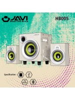 Javi HB-005 Speaker Bluetooth Multimedia
