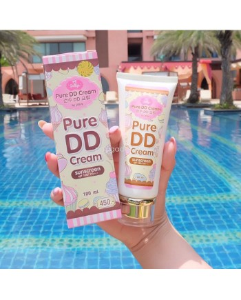 Jellys Pure DD Cream Sunscreen SPF100 Original Thailand BPOM