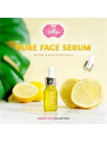 Jellys Pure Face Serum 10 in 1 isi 10 ml Original Thailand BPOM