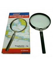 Joyko MFR-10 Kaca Pembesar 100mm - MFR10 Magnifying Glass 100 mm