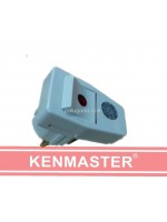 Kenmaster L012K Plug Adaptor Switch On Off - Steker Adaptor On-Off