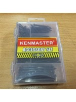 Kenmaster Accessory Set No 01 Paku Hitam