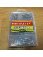 Kenmaster Accessory Set No 07 Baut Gantung Sekrup Kayu Fisher